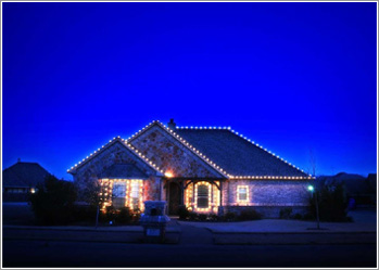 christmas lighting - christmas lights installation - rockwall tx